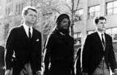 Jacqueline in JFK funeral