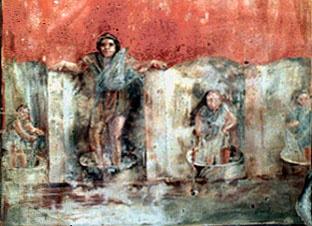 Ancient Roman Fullers
