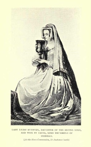 Lilias Ruthven