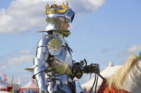 Richard III armour