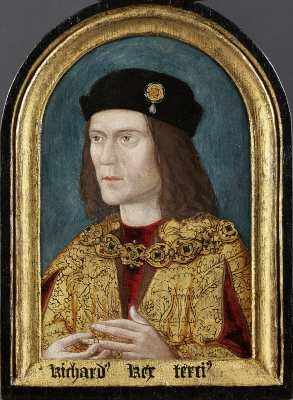 Richard III portrait from SAL