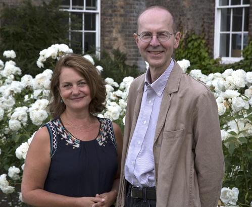 Wendy Duldig and Michael Ibsen