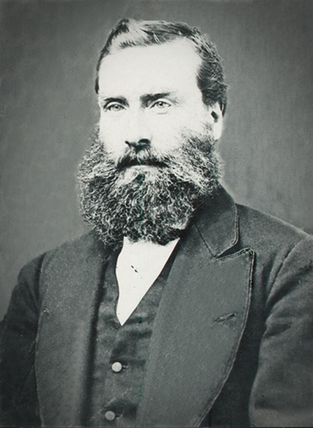1 Alexander Petrie