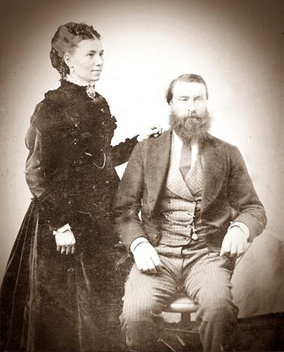 2 Alexander and Georgina