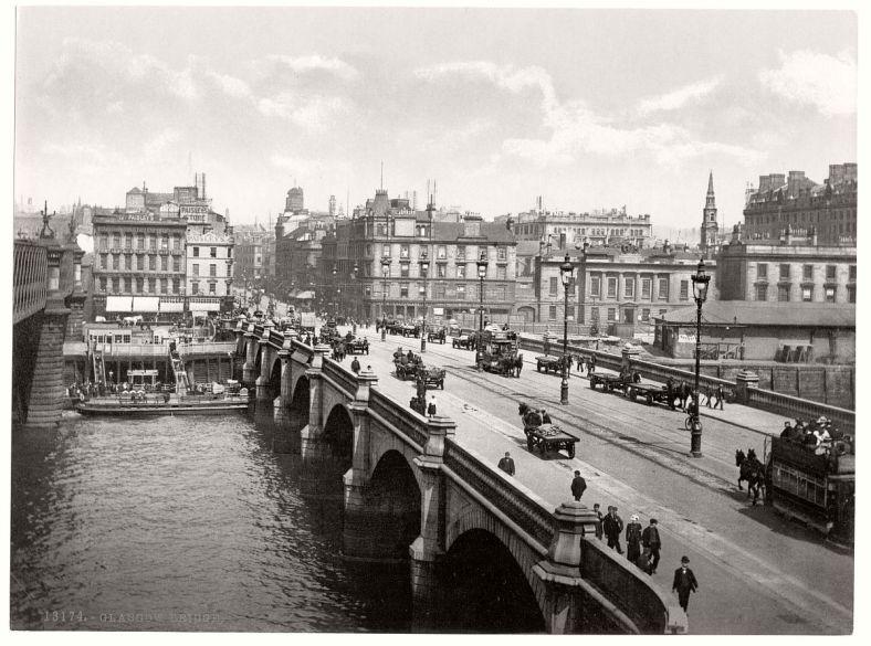 20 19th century glasgow from 'Historic B&W photos etc' from monovision.com