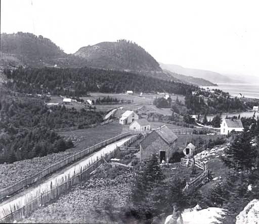 21 Bay of Islands, Petries, looking towards Mount Moriah
