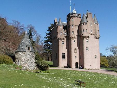 11 Craigievar Castle